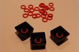 40A-L (0.2mm Reduction) Red
