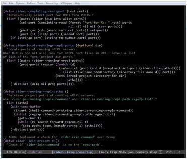 Emacs – Rafal Spacjer blog